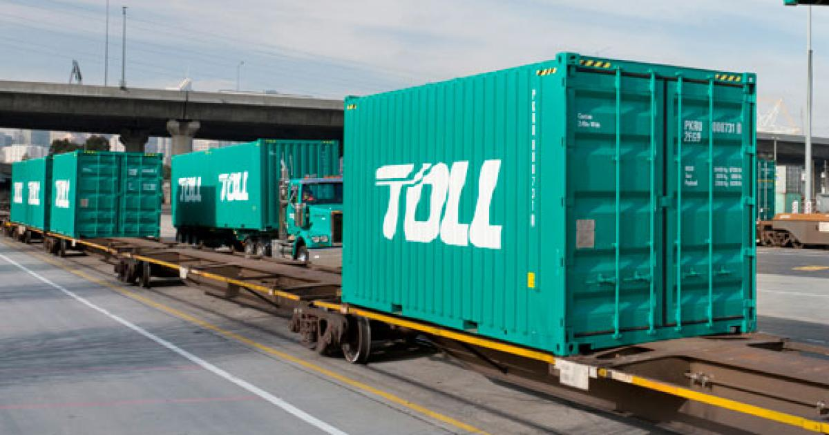 Freight service | Toll Group - Providing Global Logistics