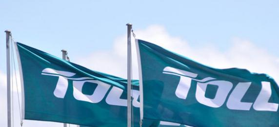 Toll flags