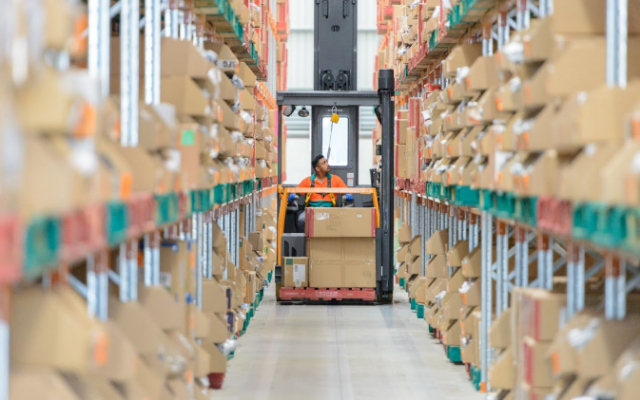 Prestons warehouse is a next-gen eCommerce multi-user distribution facility