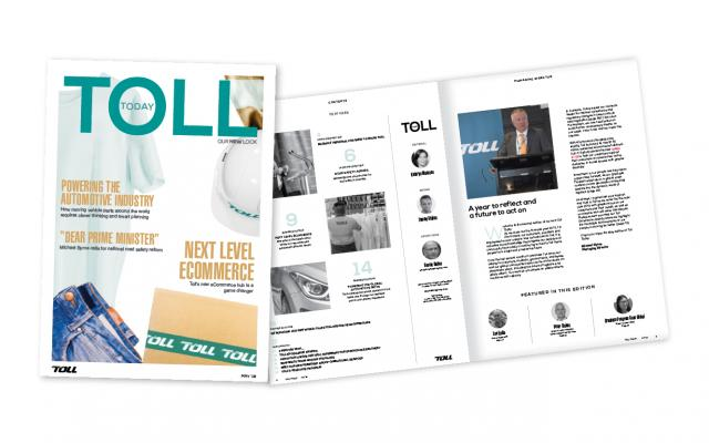 Toll Today - May 2018