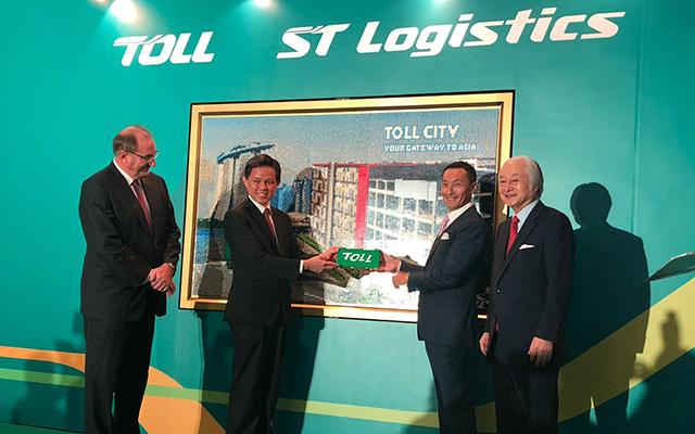 Toll City Official Opening